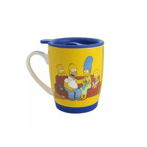 Caneca-com-tampa-e-base-de-silicone-Simpsons-Zona-Criativa-350ml