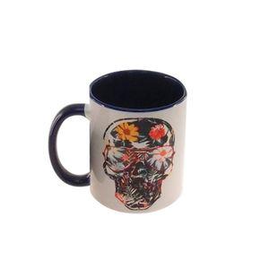 Caneca-Skull-Az-Design-Oculos-com-flores-330ml