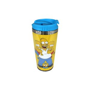 Copo-termico-com-tampa-Zona-Criativa-Simpsons-450ml