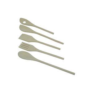 Jogo-de-utensilios-em-madeira-Bon-Gourmet-5-pecas