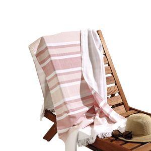 Toalha-de-praia-fio-tinto-Dohler-90cmx180cm-salmao