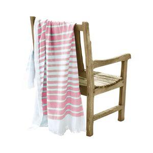 Toalha-de-praia-fio-tinto-Dohler-90cmx180cm-pink