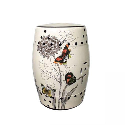 Banco-garden-em-ceramica-Montarte-Borboleta