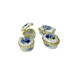 Porta-joias-em-porcelana-Multiart-Rosas-4-pecas-azul