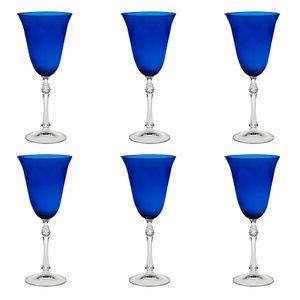 Jogo-de-tacas-para-agua-Bohemia-350ml-6-pecas-azul