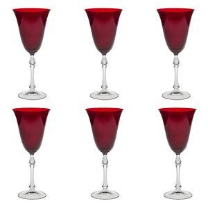 Jogo-de-tacas-para-vinho-Bohemia-250ml-6-pecas-vermelha