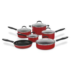 Jogo-de-panelas-em-aluminio-Cuisinart-Advantage-6-pecas-vermelha