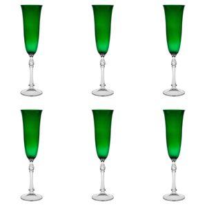 Jogo-de-tacas-para-champanhe-Bohemia-190ml-6-pecas-verde