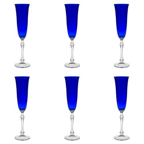 Jogo-de-tacas-para-champanhe-Bohemia-190ml-6-pecas-azul
