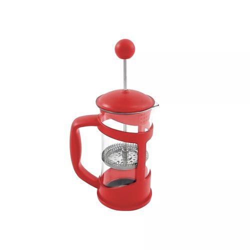 Cafeteira-francesa-Casita-350ml-vermelha