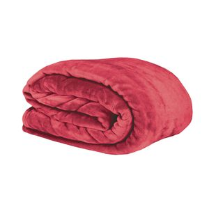 Cobertor-mink-Blumenau-All-Seasons-red