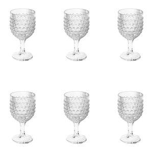 Jogo-de-tacas-de-vidro-para-agua-Lyor-Bubble-6-pecas-360ml-incolor