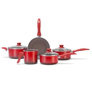 Jogo-de-panelas-Brinox-Ceramic-Life-Smart-5-pecas-vermelha
