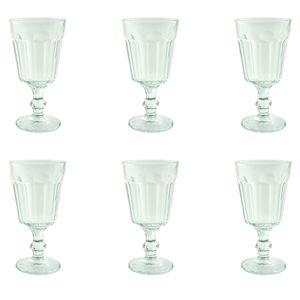 Jogo-de-tacas-em-vidro-Wincy-6-pecas-235ml-incolor