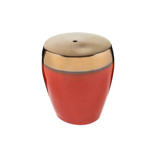 Banco-em-ceramica-garden-Euro-Tarento-vermelho
