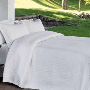Colcha-dupla-face-com-porta-travesseiros-Kacyumara-Bouti-solteiro-branco