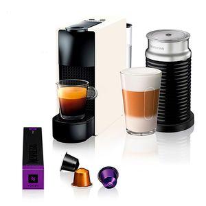 Cafeteira-com-aeroccino-Nespresso-Essenza-Mini-white-220v