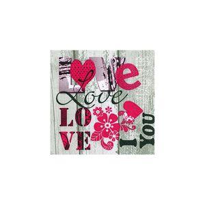Pacote-de-guardanapos-Paper-Design-I-Love-You-20-unidades