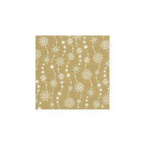 Pacote-de-guardanapos-Paper-Design-Chrystal-Waves-20-unidades-gold