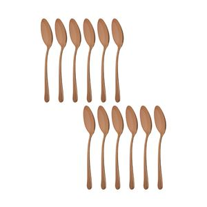 Jogo-colheres-de-cha-inox-Marcamix-Elite-12-pecas-cobre