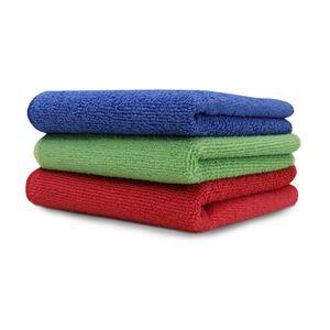 Jogo-de-toalhas-em-microfibra-para-limpeza-Camesa-3-pecas-30cmx30cm-vermelho-verde-marinho