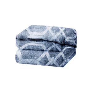Cobertor-em-microfibra-Andreza-Fleece-casal-180mx240m-Geometrico-Cinza