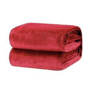 Cobertor-Andreza-Fleece-solteiro-150mx220m-Vermelho
