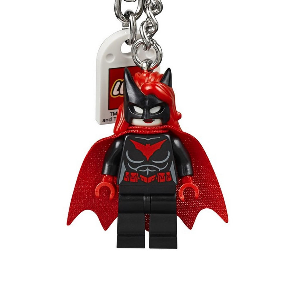 Lego ® Marvel Super Heroes Batwoman Chaveiro//Chaveiro