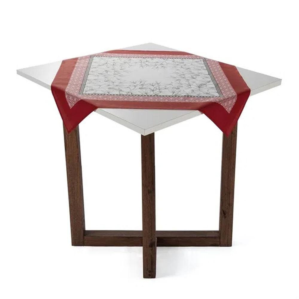 Toalha de mesa quadrada Karsten Orientali 78x78cm