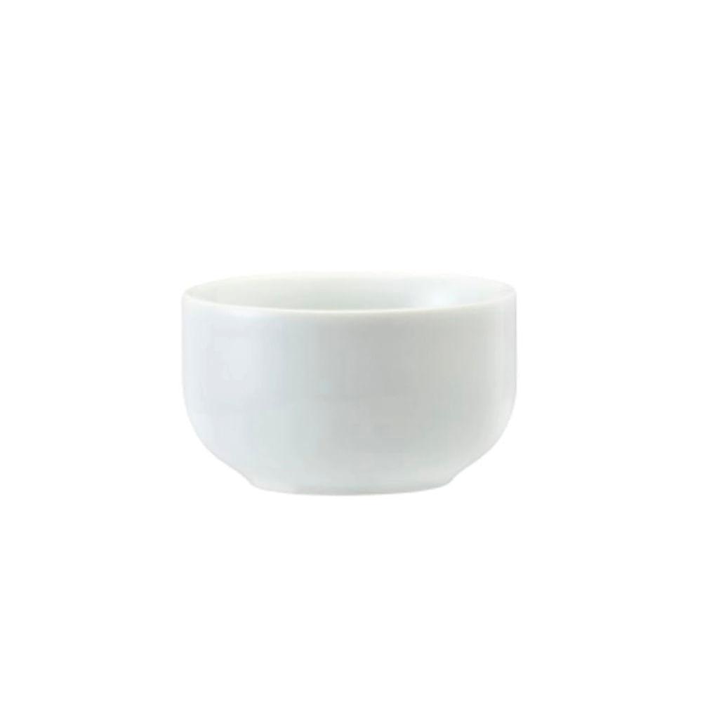 Pote em porcelana Schmidt Bolita 7x4,5cm 80ml