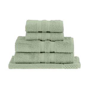 Jogo-de-banho-e-rosto-Buddemeyer-Algodao-Egipcio-5-pecas-90cmx160m-verde-