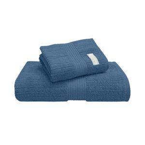 Jogo-de-banho-e-rosto-Buddemeyer-Fio-Penteado-2-pecas-70cmx140m-azul