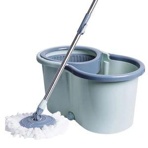 Mop-giratorio-com-balde-e-refil-em-plastico-Lyor-13L