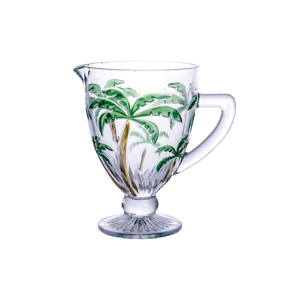 Jarra em vidro Class Home Palm Tree 1 litro