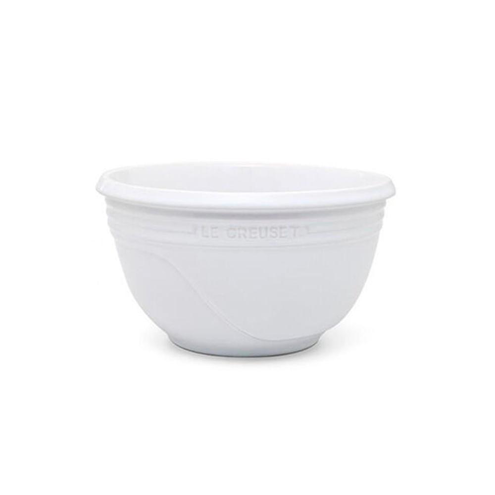 Bowl redondo em cerâmica Le Creuset 19cm branco