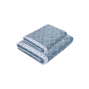 Jogo-toalhas-Trussardi-Speciale-2-pecas-azzuro