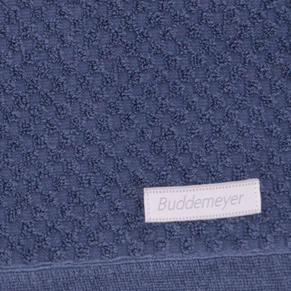 Toalha de banho Buddemeyer Yumi 70x135cm azul